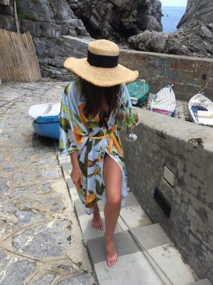 Wrap Kimono